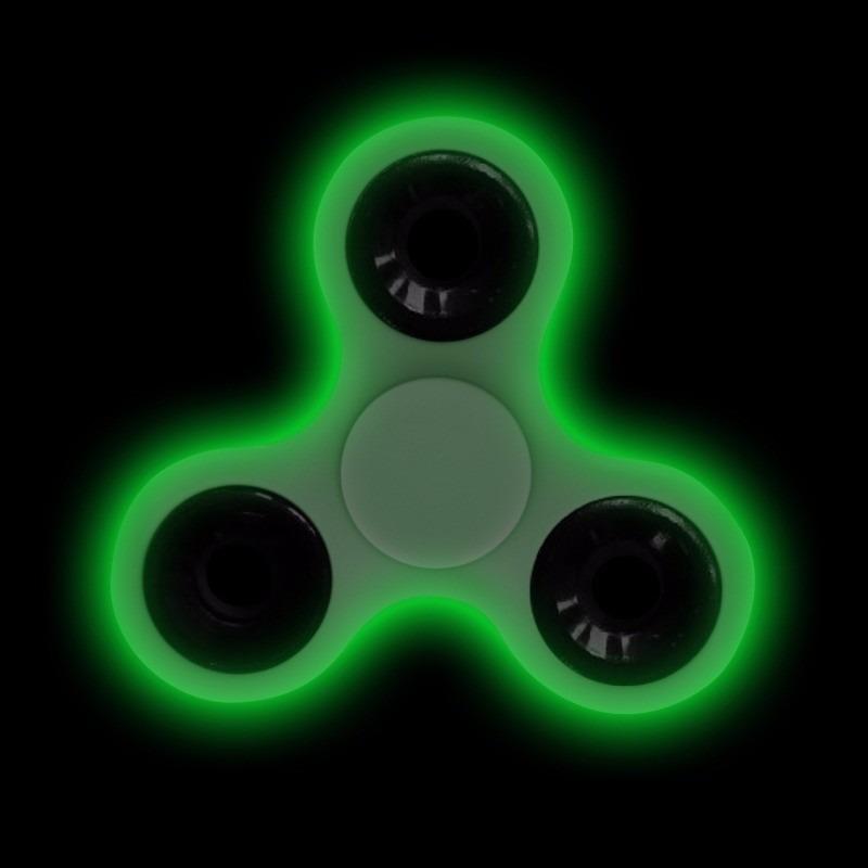 Luxe oplichtende Fidget spinners