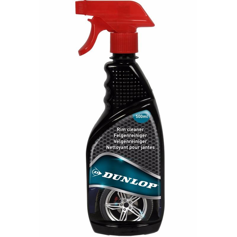 Reiniging spray voor autovelgen