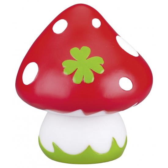 Slaapkamer lampje rode paddenstoel € 21.95 bij Bandana winkel