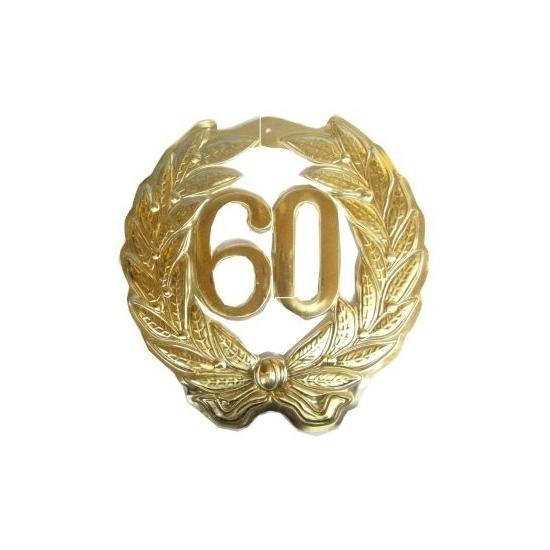 60 Jaar gouden krans