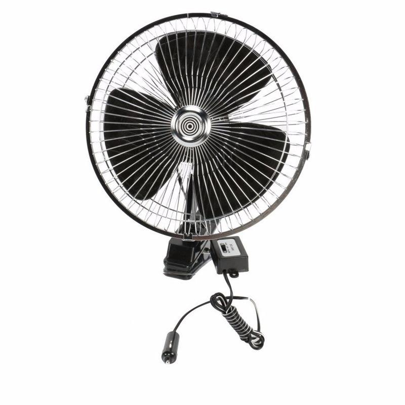 Auto ventilator 24V aansluiting All ride laagste prijs