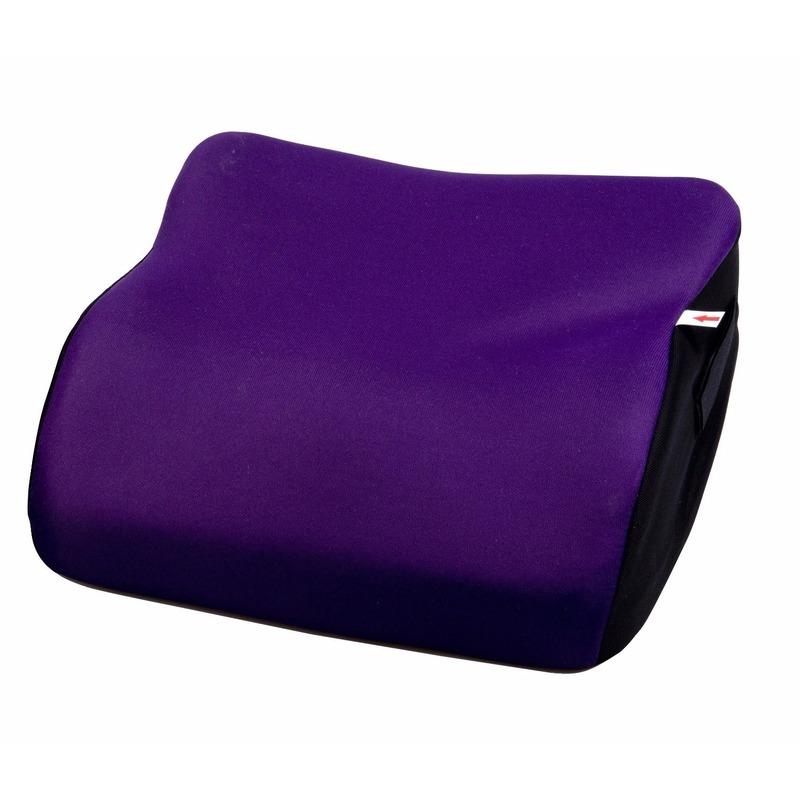 Autostoel zitverhoger paars voor kinderen