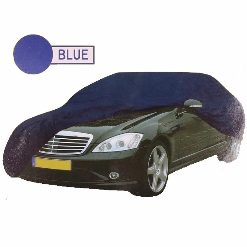 Geen Blauwe auto cover XL 534 x 178 x 120 cm Outdoor Vakantie