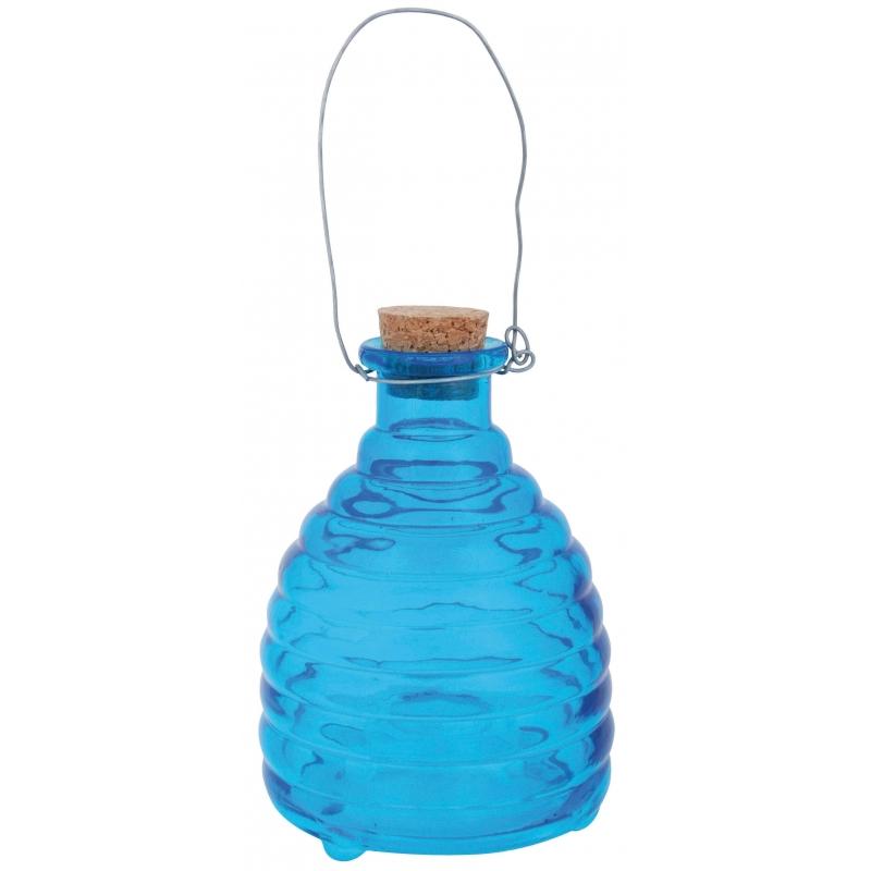 Blauwe wespenpot vanger 14 cm Bandana winkel Tuin artikelen