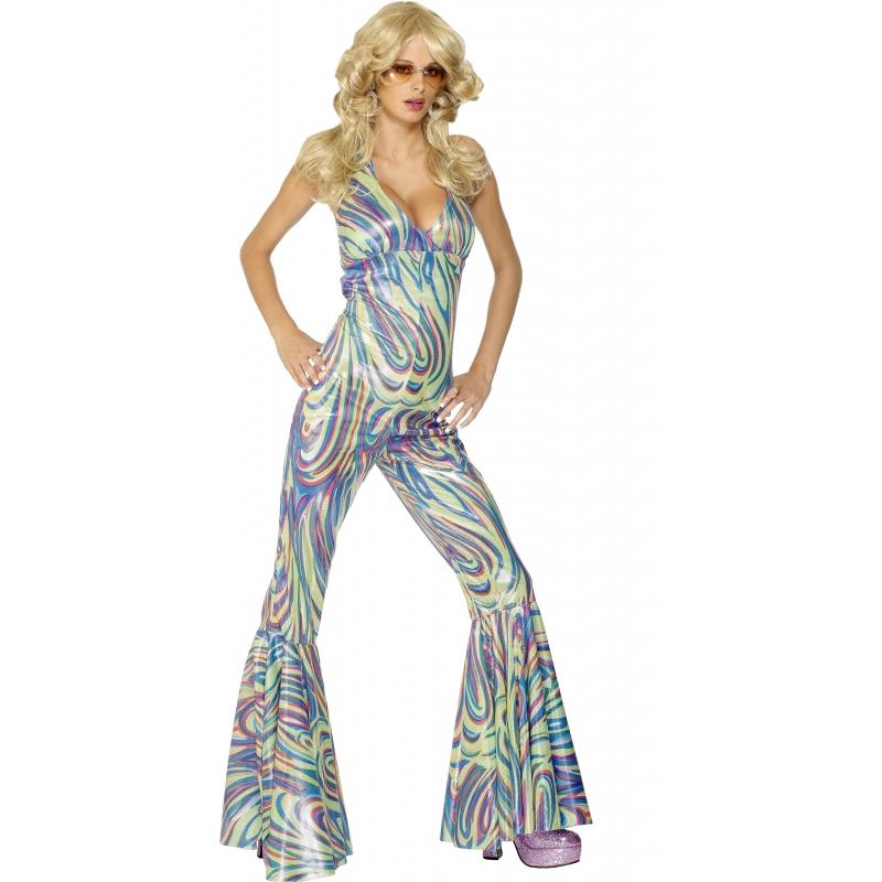 Disco verkleed kleding voor dames