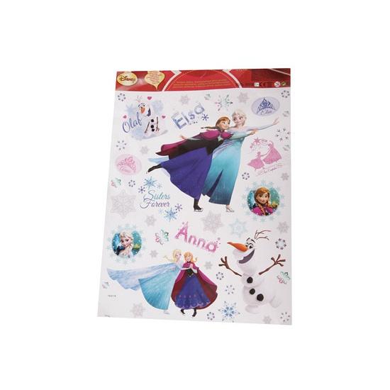 Speelgoed diversen Disney Frozen venster stickers