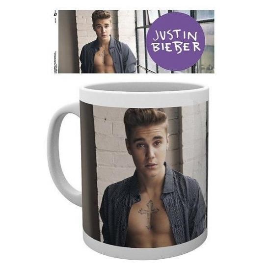 Keuken Bandana winkel Drinkbeker Justin Bieber