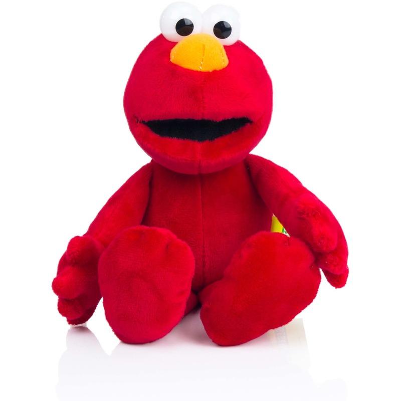 Elmo Sesamstraat knuffels 25 cm