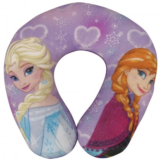 Frozen Anna en Elsa reiskussentje Disney Outdoor Vakantie