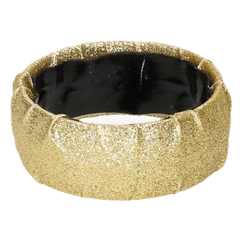 Gouden dames armbandje