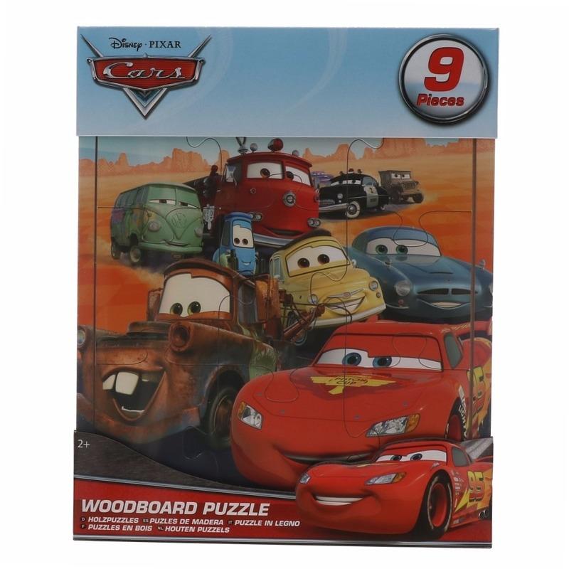 Disney Grabbel kadootjes Cars puzzel Puzzels