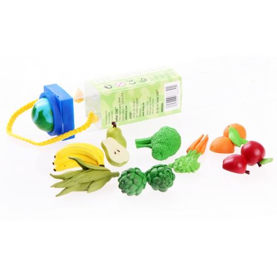 Groenteboer decoratie fruit en groenten