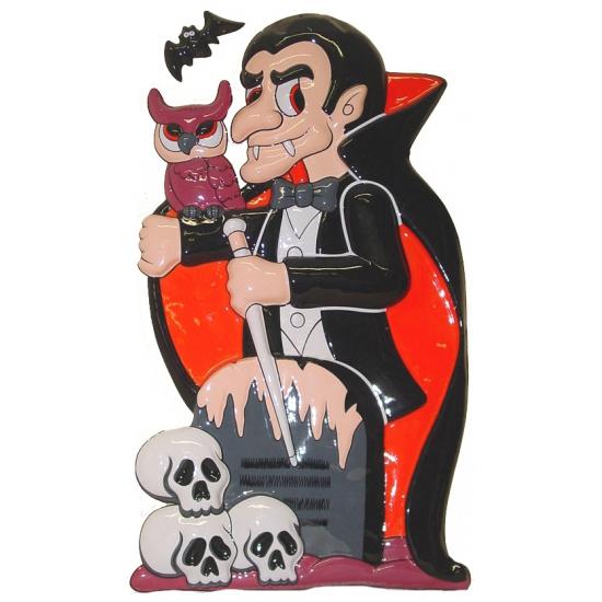 Halloween decoratie vampier