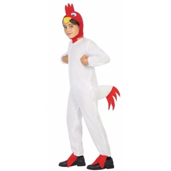 Hanen-kippen verkleedkostuum Doodle voor kinderen
