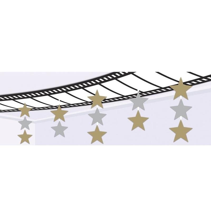 Hollywood-Oscars decoratie hanger 240 cm