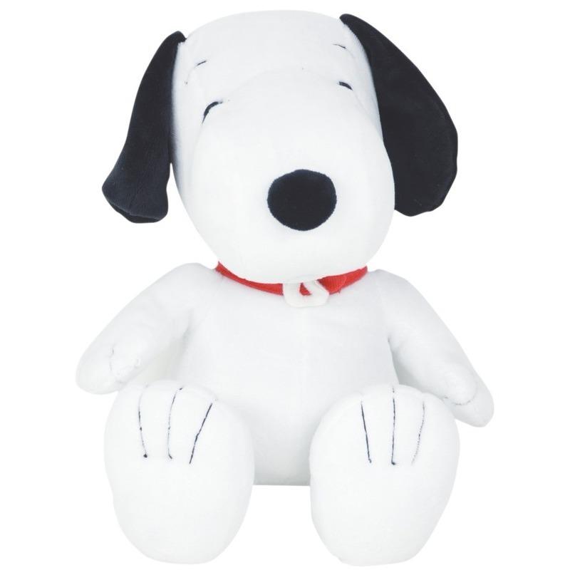 Honden knuffeldier Snoopy 10 cm