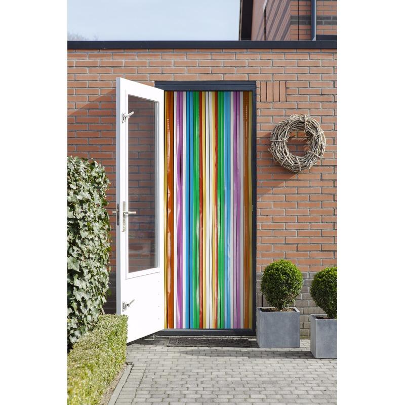Geen Insecten deurgordijn multikleur 200 cm Tuin artikelen