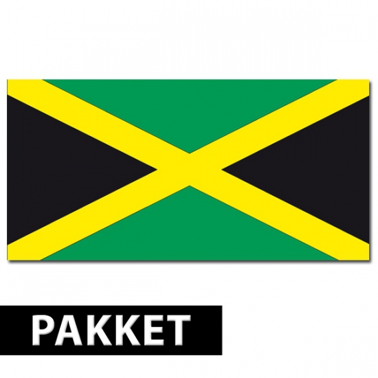 Jamaica decoratie pakket