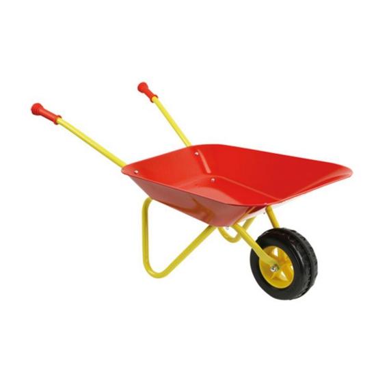 Buitenspeelgoed Bandana winkel Kinder kruiwagentje 78 cm