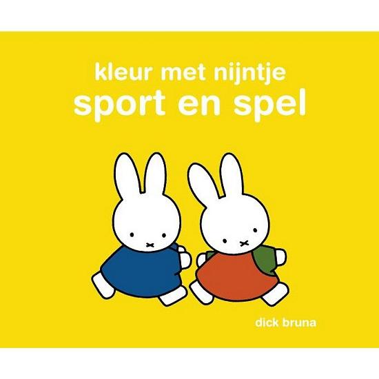 Nijntje doeboek sport en spel 2 jaar