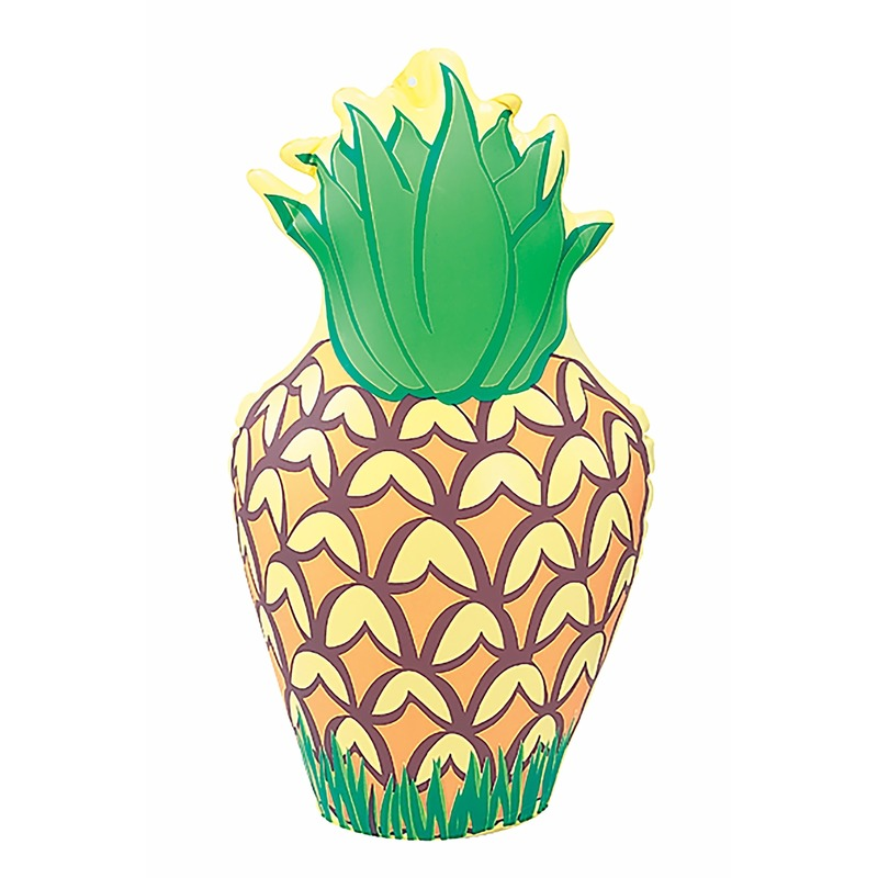 Opblaasbare ananas fruit