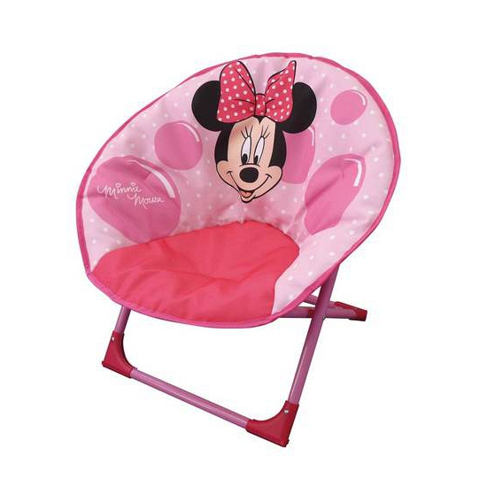 Speelgoed diversen Disney Opvouwbare Minnie Mouse stoel