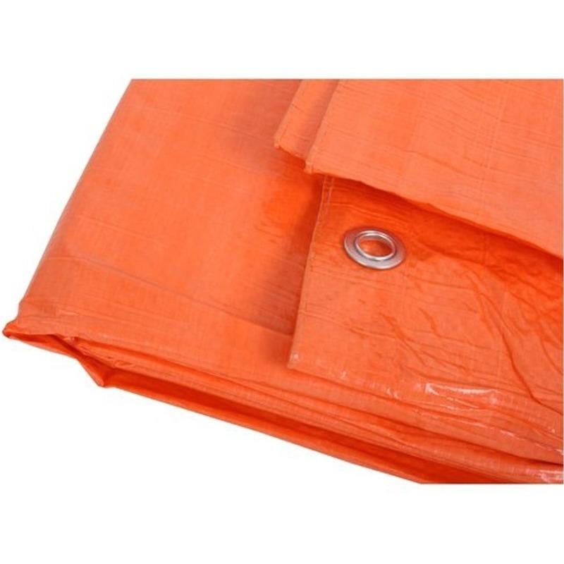 Oranje zeilen 2 x 3 meter