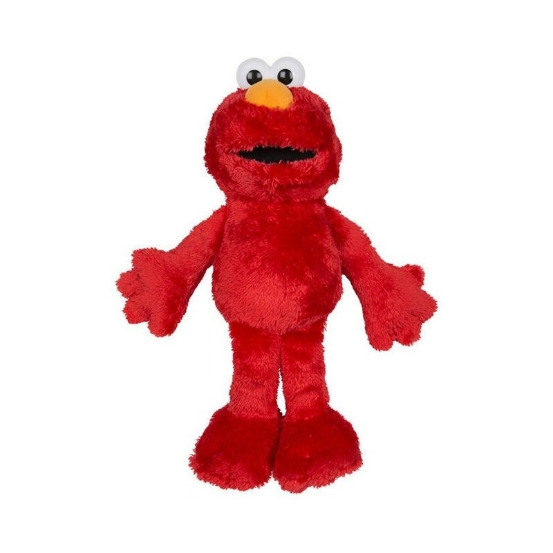 Pluche Elmo mega knuffel 100 cm