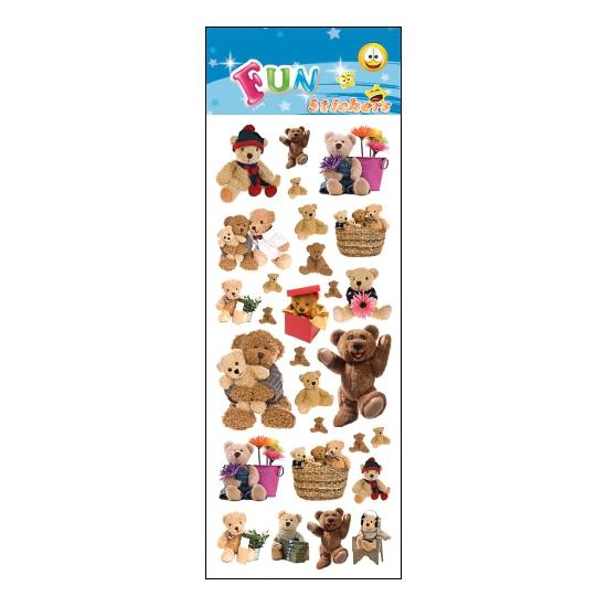 Schoolspullen Bandana winkel Poezie album stickers teddyberen