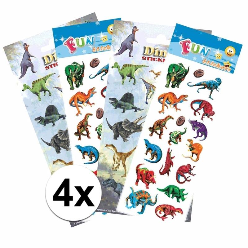 Schoolspullen Bandana winkel School stickers pakket dinosaurus