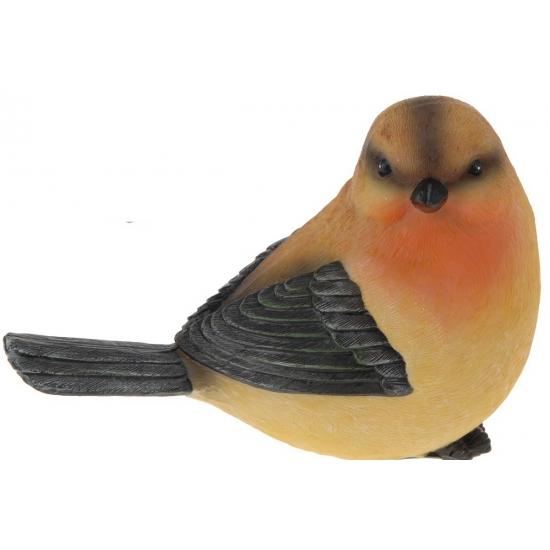 Sier vogeltjes Roodborstje van 17 cm