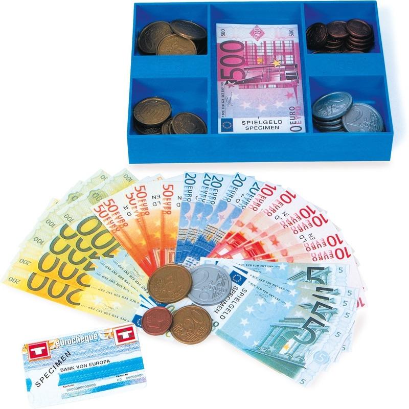 Speelgoed geld