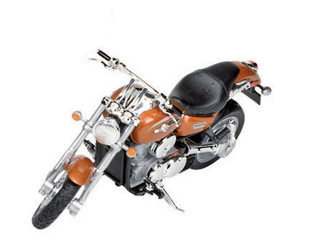 Speelgoed motor Kawasaki Vulcan 1:18