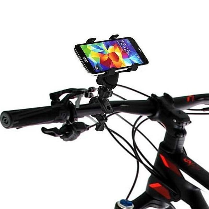 Stuur houder voor mobiele telefoons-smartphones op de fiets