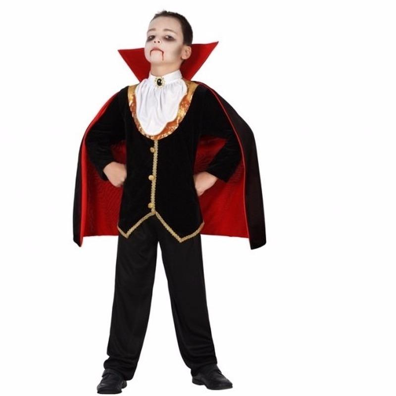 Vampieren pakken voor kinderen