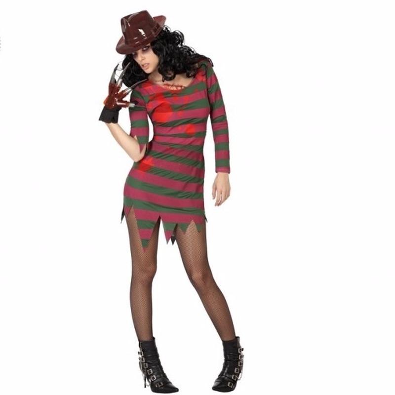 Verkleed outfit Freddy voor volwassenen