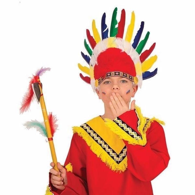 Verkleedaccessoire indianen tooi voor kids
