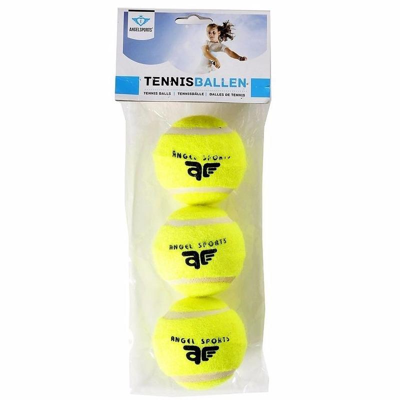 Voordelige tennisballen