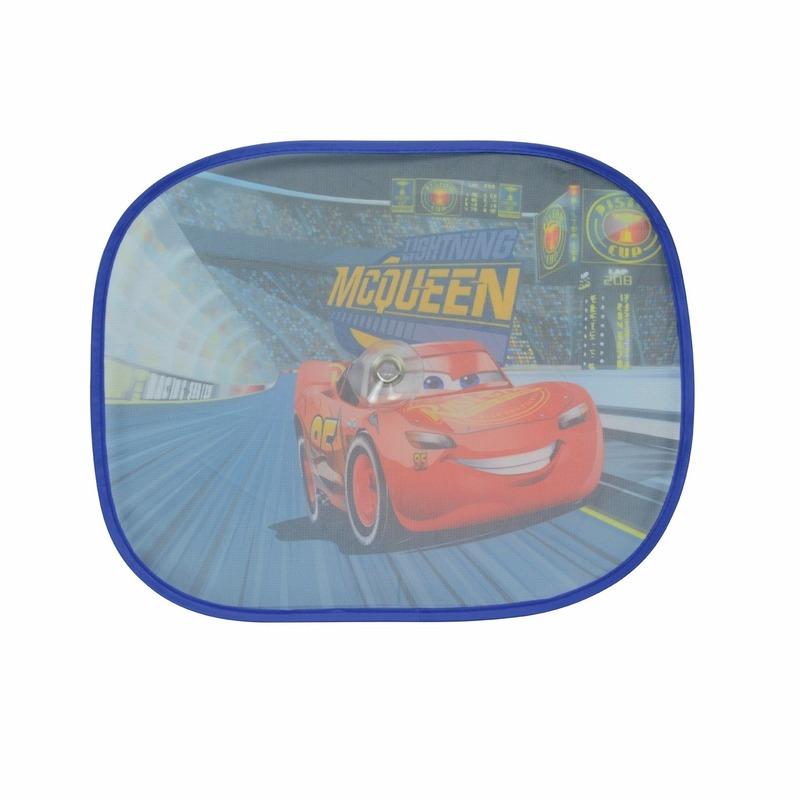 Disney Zonwerend autoscherm Cars McQueen 2 stuks Outdoor Vakantie