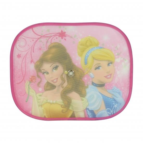 Outdoor Vakantie Zonwerend autoscherm Disney Princess 2 stuks
