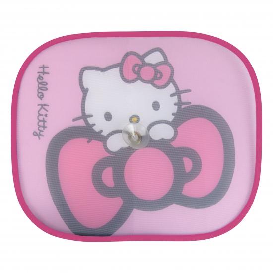 Outdoor Vakantie Hello Kitty Zonwerend autoscherm Hello Kitty 2 stuks