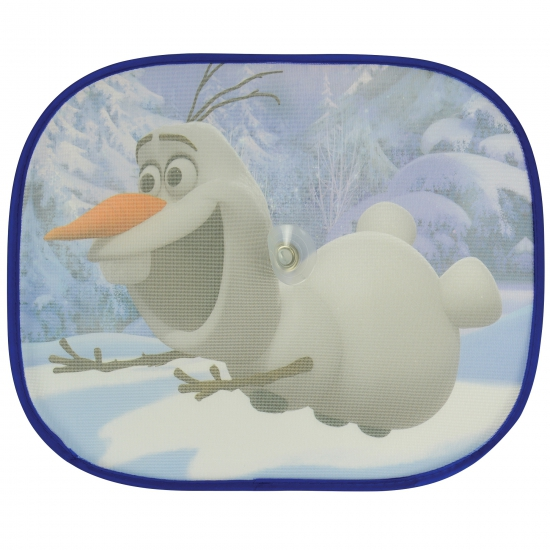 Zonwerend autoscherm Olaf van Frozen 2 stuks Disney goedkoop online kopen