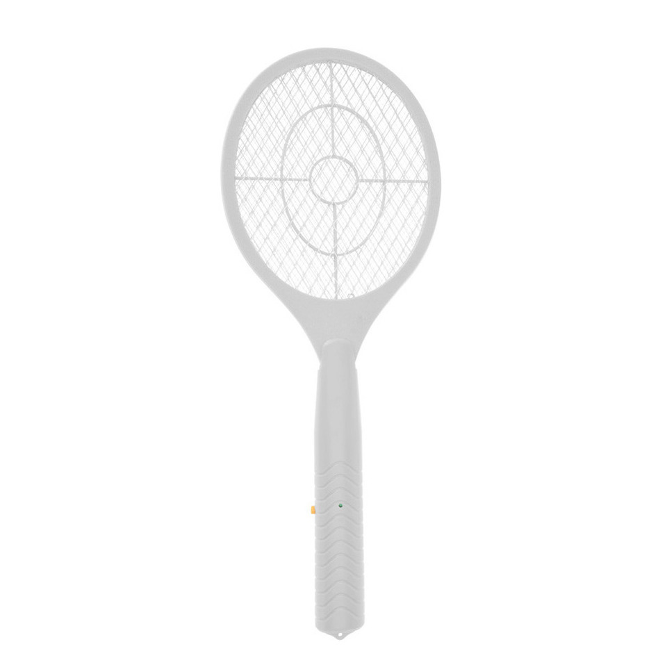 1x Stuks witte elektrische anti muggen vliegenmeppers 46 cm