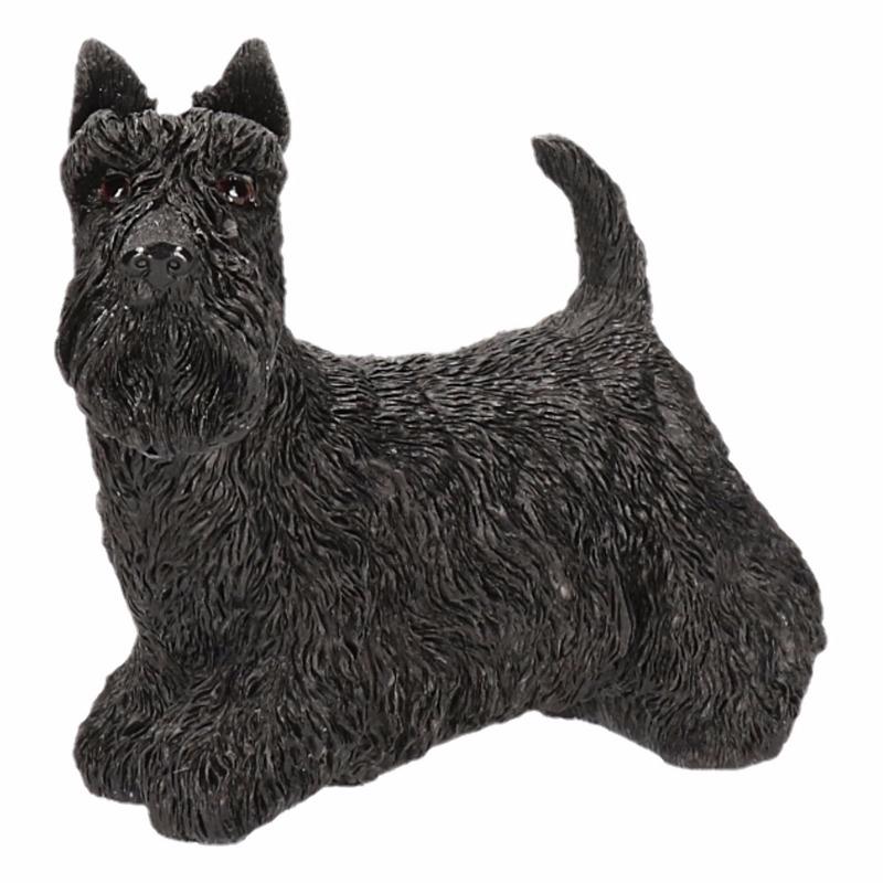 Beeldje Schotse Terrier 13 cm