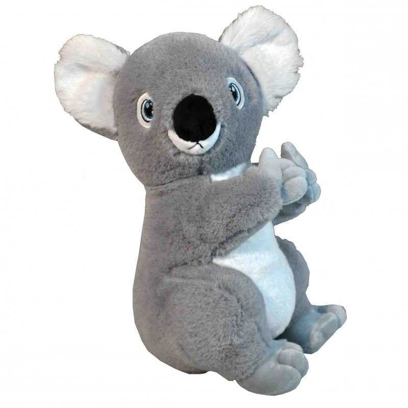 Knuffel koala grijs 30 cm knuffels kopen