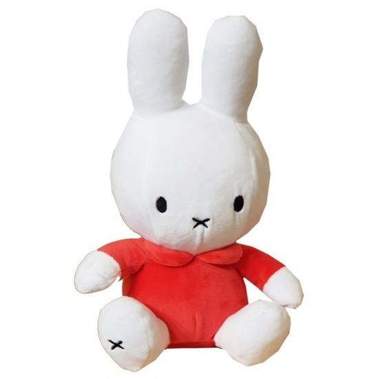 Knuffel Nijntje wit 25 cm knuffels kopen