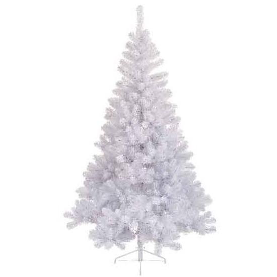 Kunstbomen Imperial Pine in het wit 180 cm