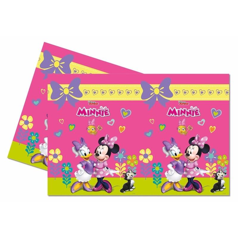 Minnie Mouse tafelkleed 180 cm