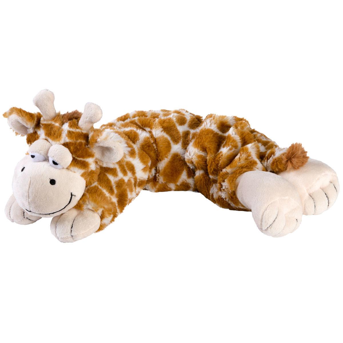 Warmteknuffel giraf geel 50 cm knuffels kopen